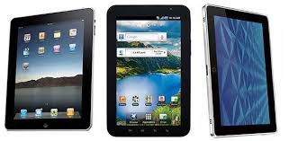 Tablets and Mobiles