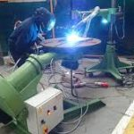 Welder for Precise Arc Welding Development